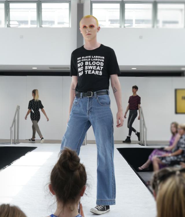 chesterfield college annual fashion