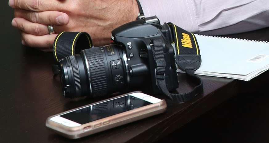 Photography for your Business Workshop Chesterfield