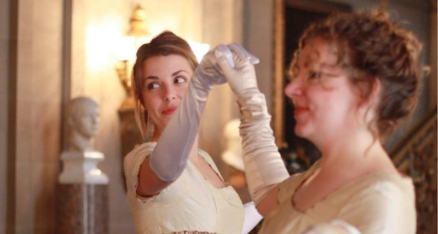 Pride & Prejudice Regency ball
