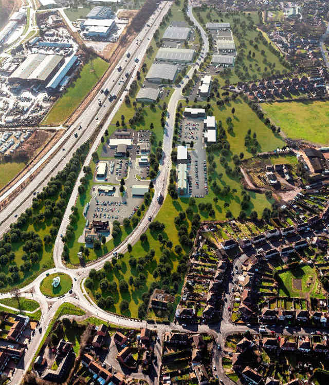 Markham Vale Wilson Business Park CPP