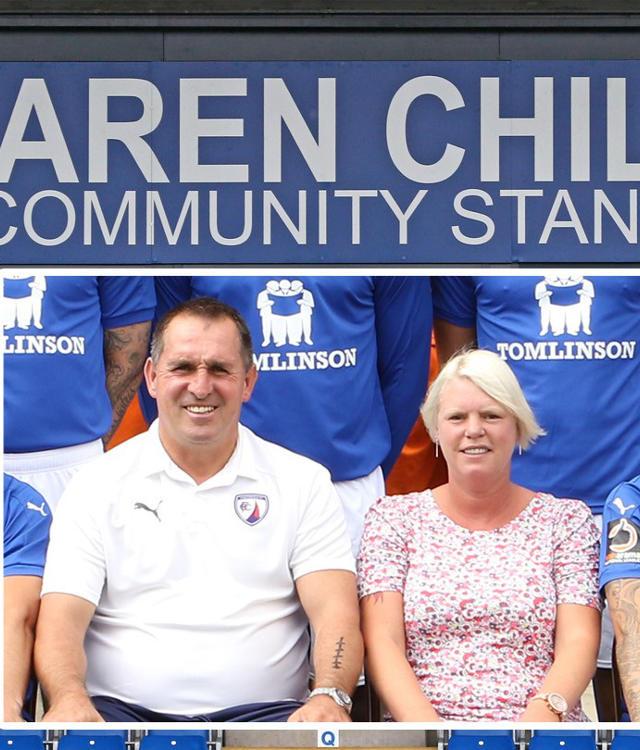 karen child community stand