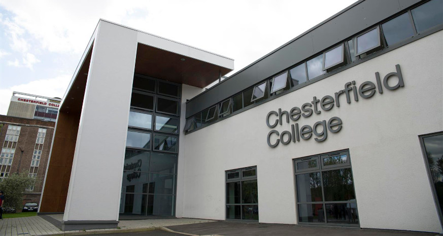 Chesterfield College open days