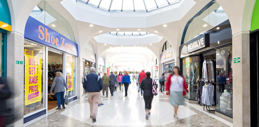 Pavements Shopping Centre