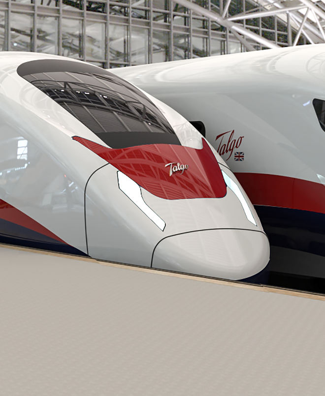 Talgo train factory bid could create thousands of jobs