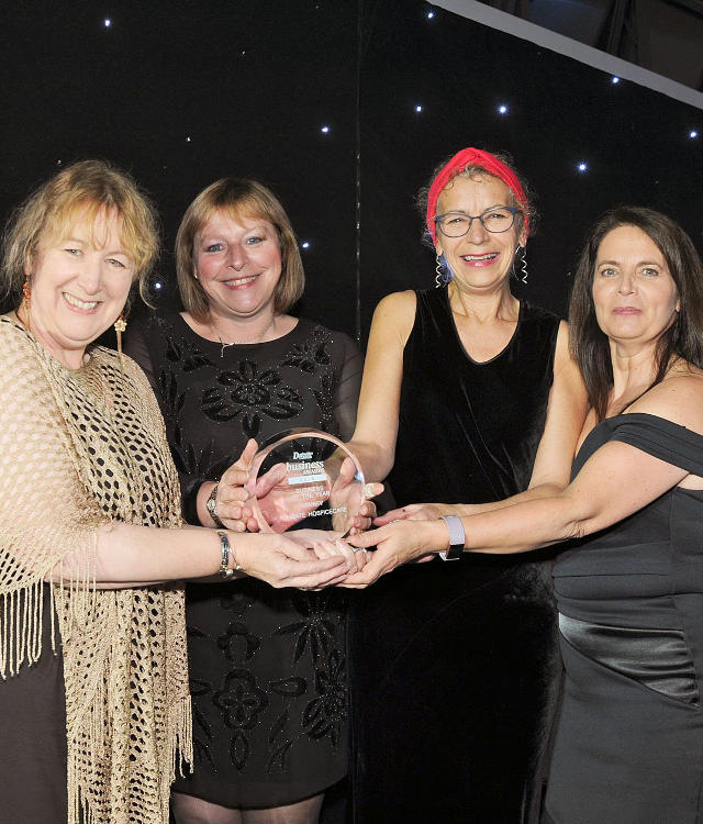 Derbyshire Times Business Awards 2018