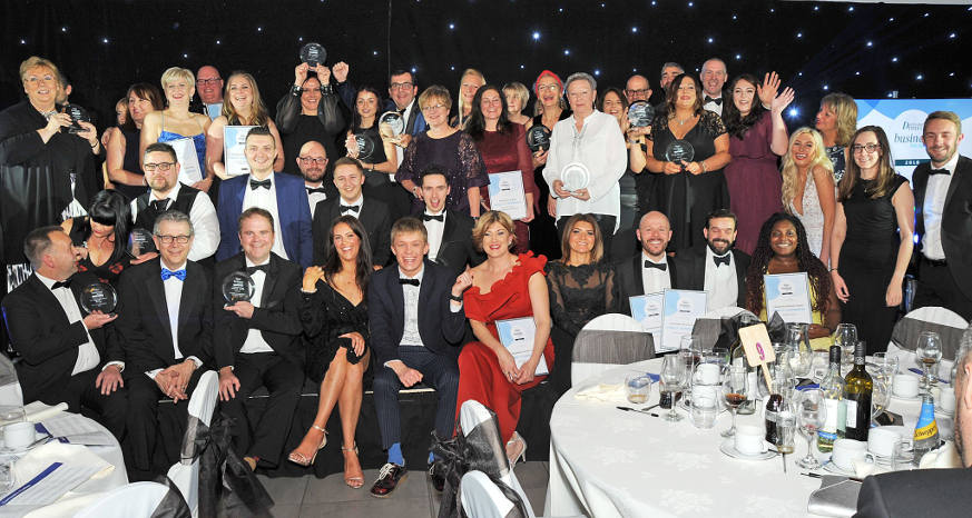 Derbyshire Times Business Awards