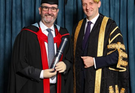 honorary degree steve perez global brands