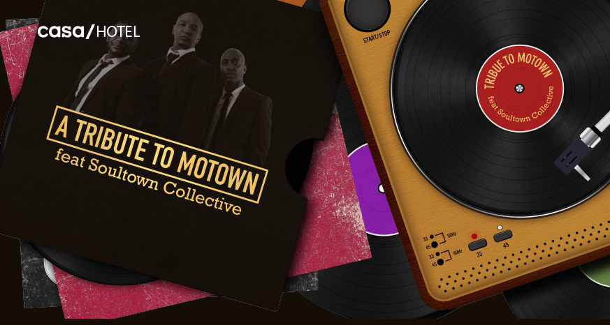 Soultown Collective Motown night Casa