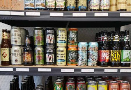 Chesterfield Craft beer ales new shop