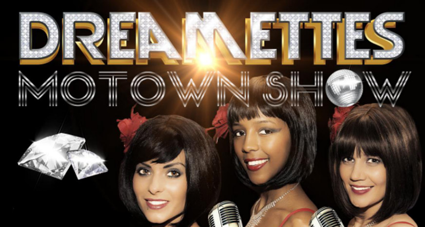 dreamettes motown soul event chesterfield staveley