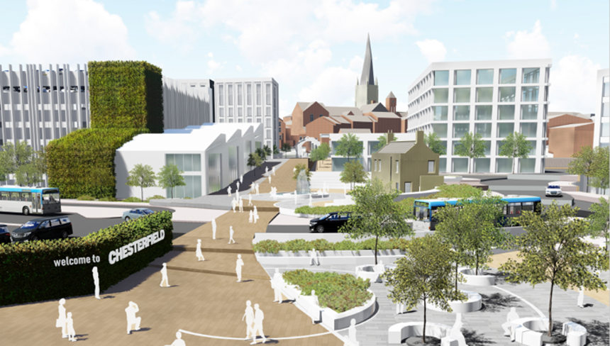 HS2 Chesterfield Station