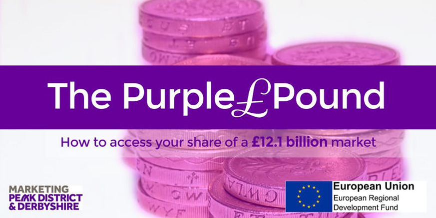 Accessibility Workshop - The Purple Pound