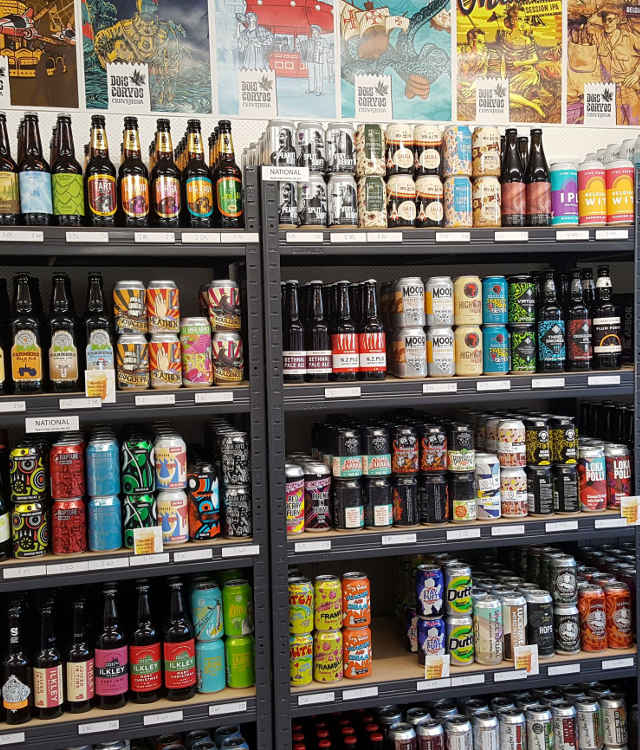 Chesterfield Craft beer ale home delivery