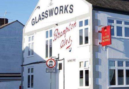 The Glassworks - Brampton Brewery