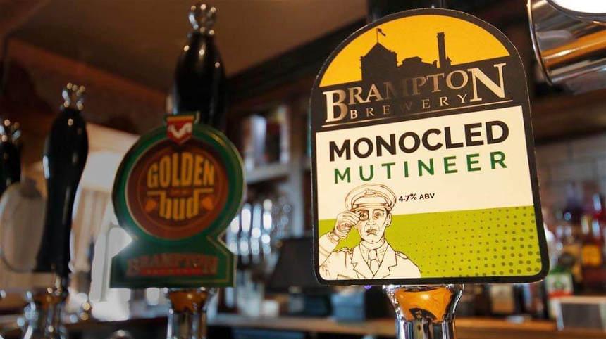Monocled Mutineer - Brampton Brewery