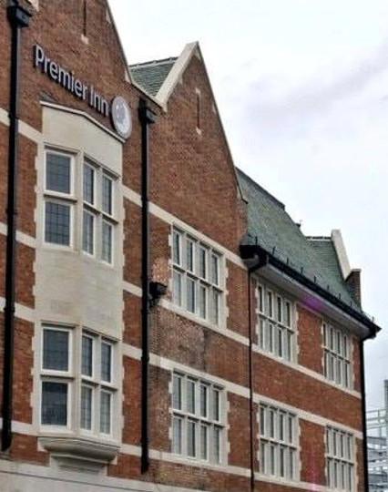 Premier Inn Chesterfield