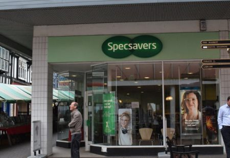 specsavers chesterfield