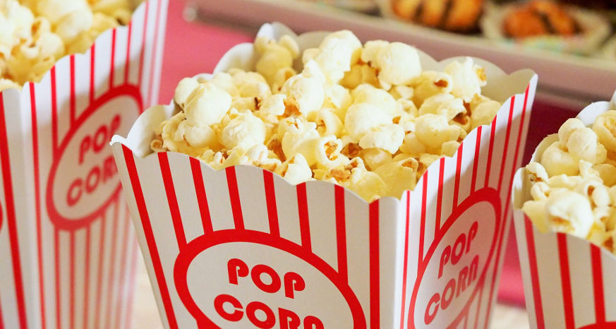 Chesterfield cinema pop up events new