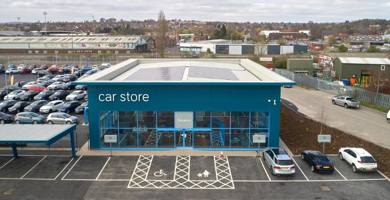 Car Store Chesterfield