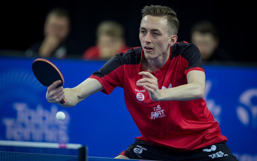 Liam Pitchford - Image Table Tennis England