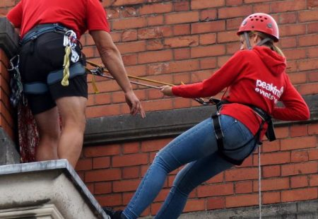 Abseil for Citizens Advice