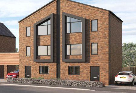 Avant Homes' Waterside Quarter Chesterfield Waterside