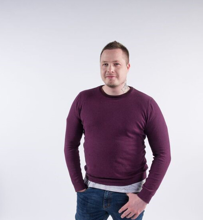 Craig Bailey Peak FM Host Chesterfield Retail Awards