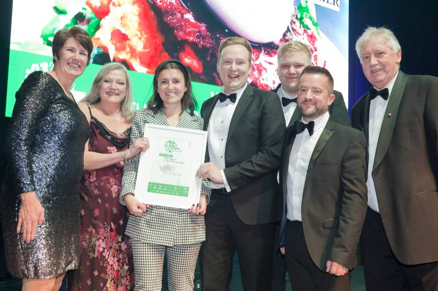 Lilypad Cafe - Chesterfield Food and Drink Awards