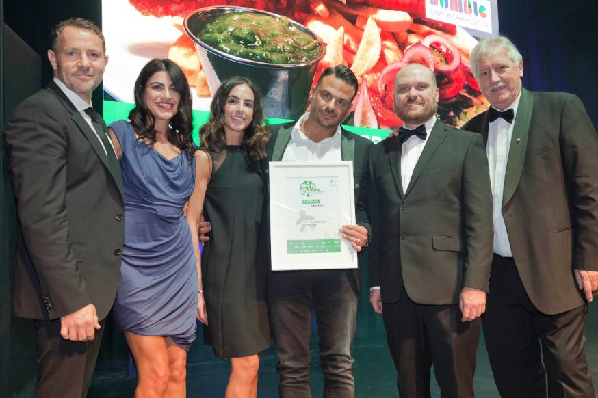 Family Friendly - Chesterfield- Food and Drink Awards 2019