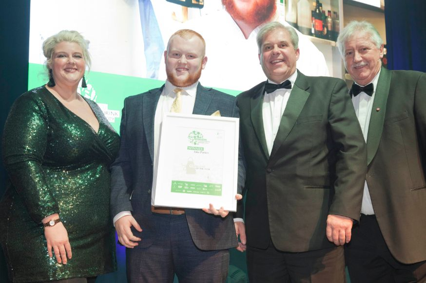 Young Chef - Chesterfield food and Drink Awards 2019