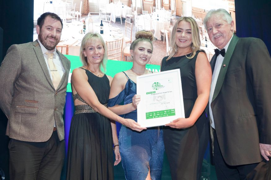 Apprentice Employer - Chesterfield Food and Drink Awards 2019