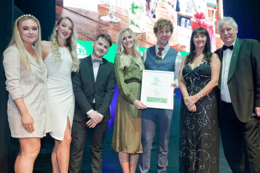 Bottle and Thyme - Chesterfield Food and Drink Awards 2019