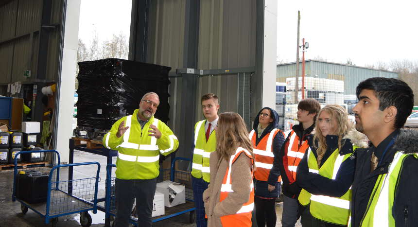 Outlook Academy at Aztec Oils - Made in Chesterfield