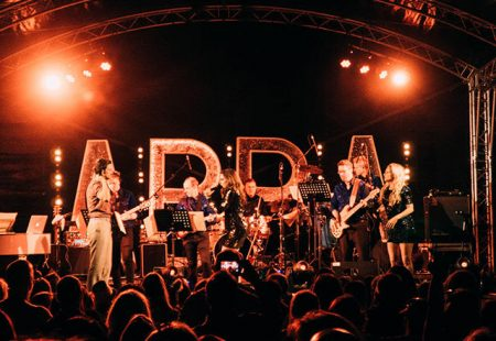 Evening of Abba at Queens Park