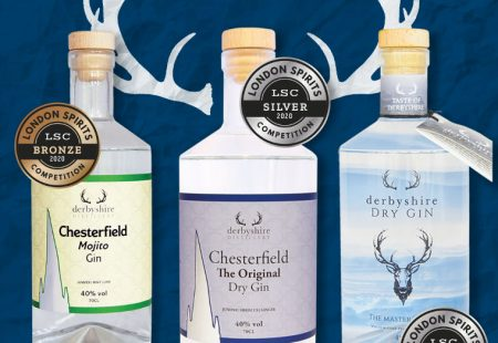 Chesterfield distillery celebrates success at national awards