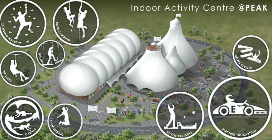 Peak - Outdoor Venue