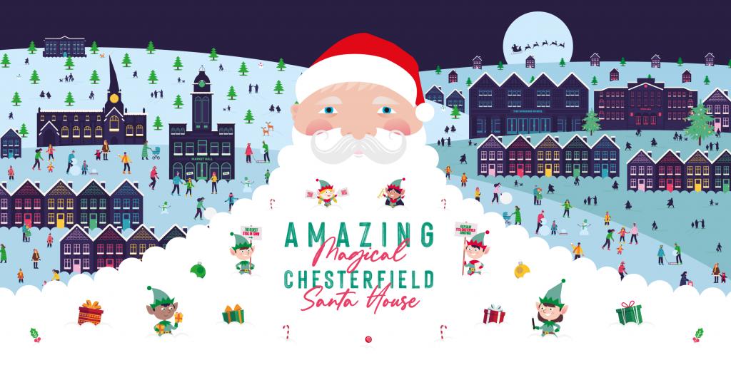 Meet Santa in Chesterfield