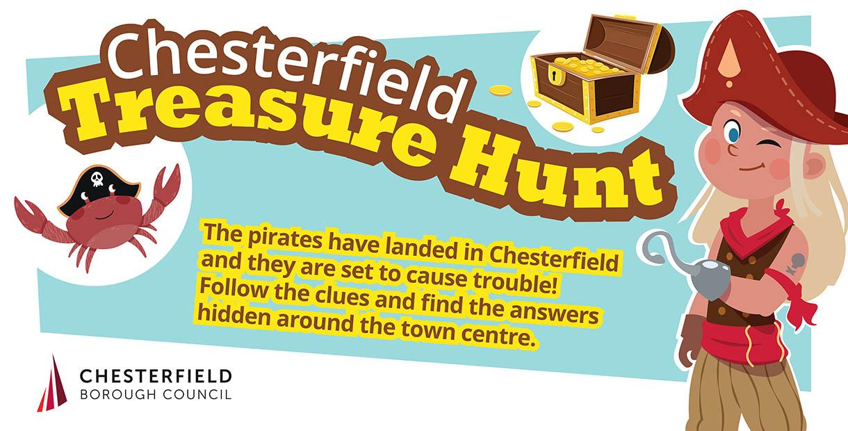 Chesterfield Treasure Hunt
